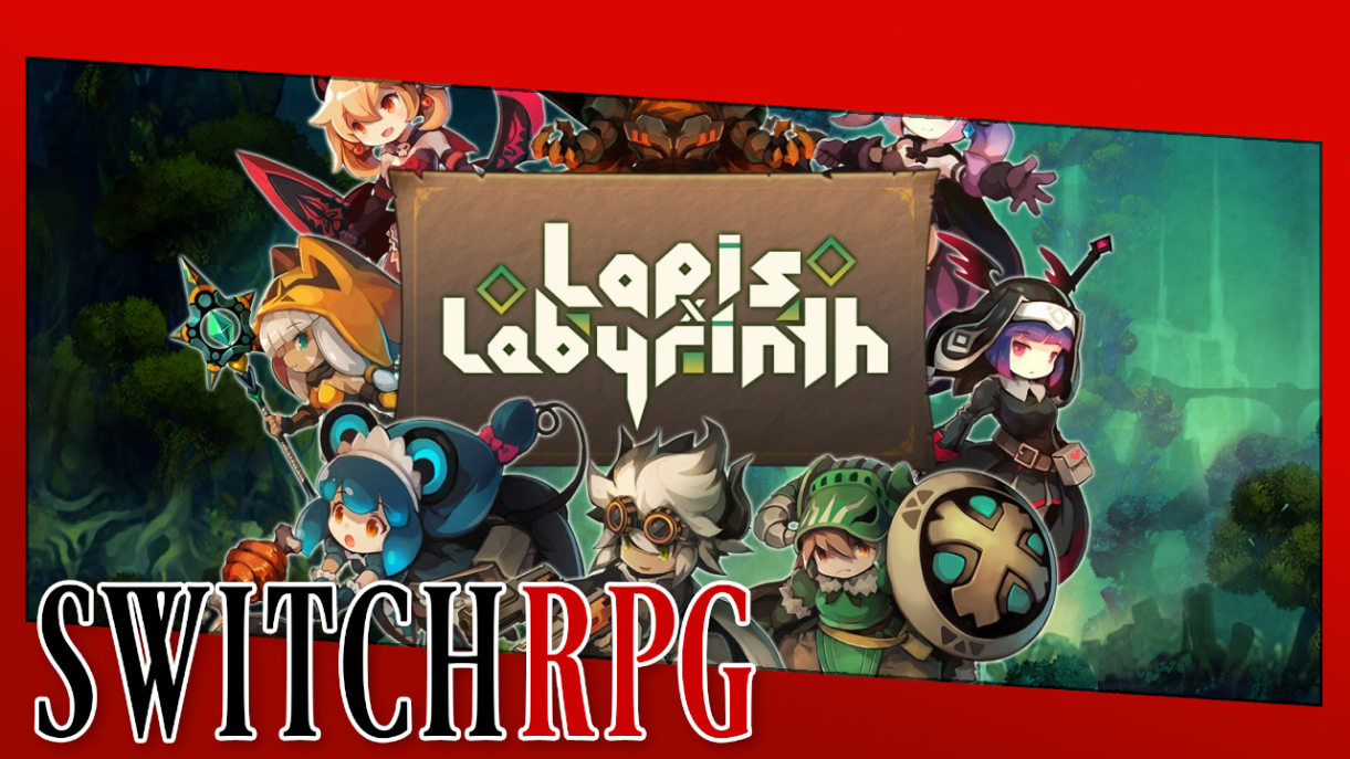 Let's Play Lapis x Labyrinth (Switch) (Ep. 3 Added)