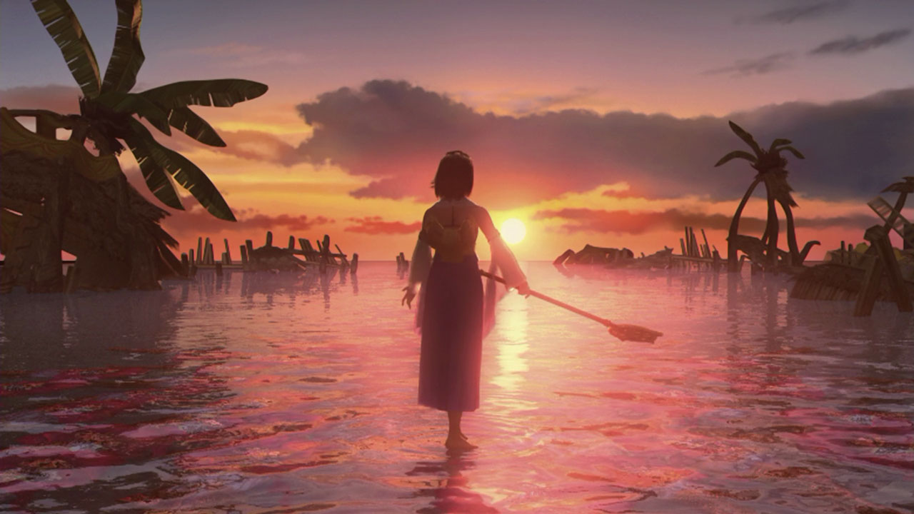 Final Fantasy X HD Remaster Review | Switch RPG