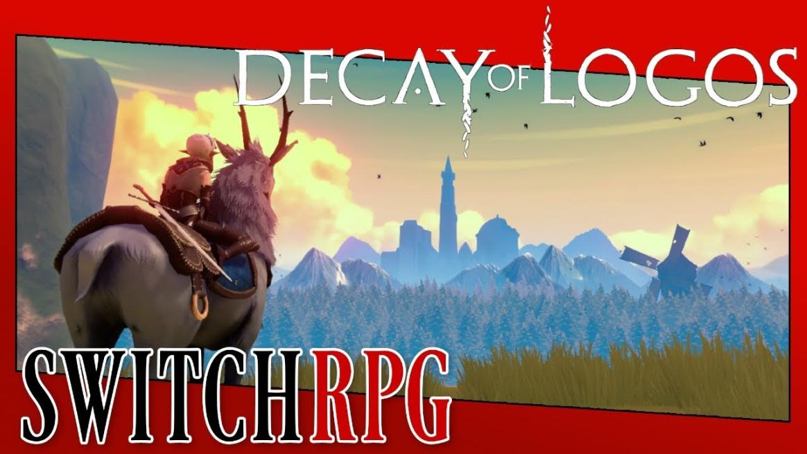 SwitchRPG Spotlight - Decay of Logos