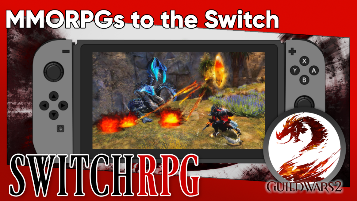 Hopeful MMORPGs to the Nintendo Switch