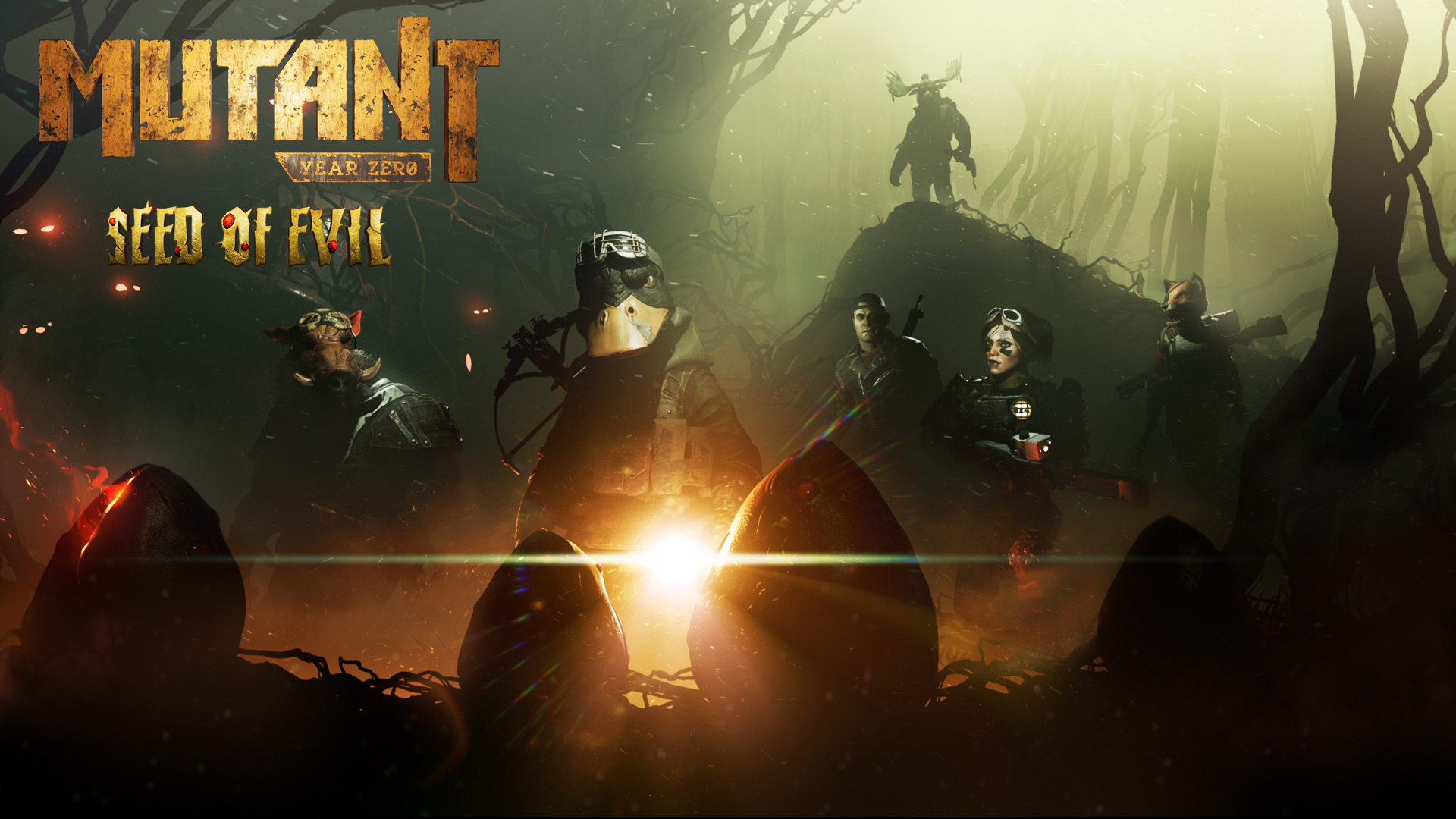 Mutant Year Zero: Delayed & Expansion Announced