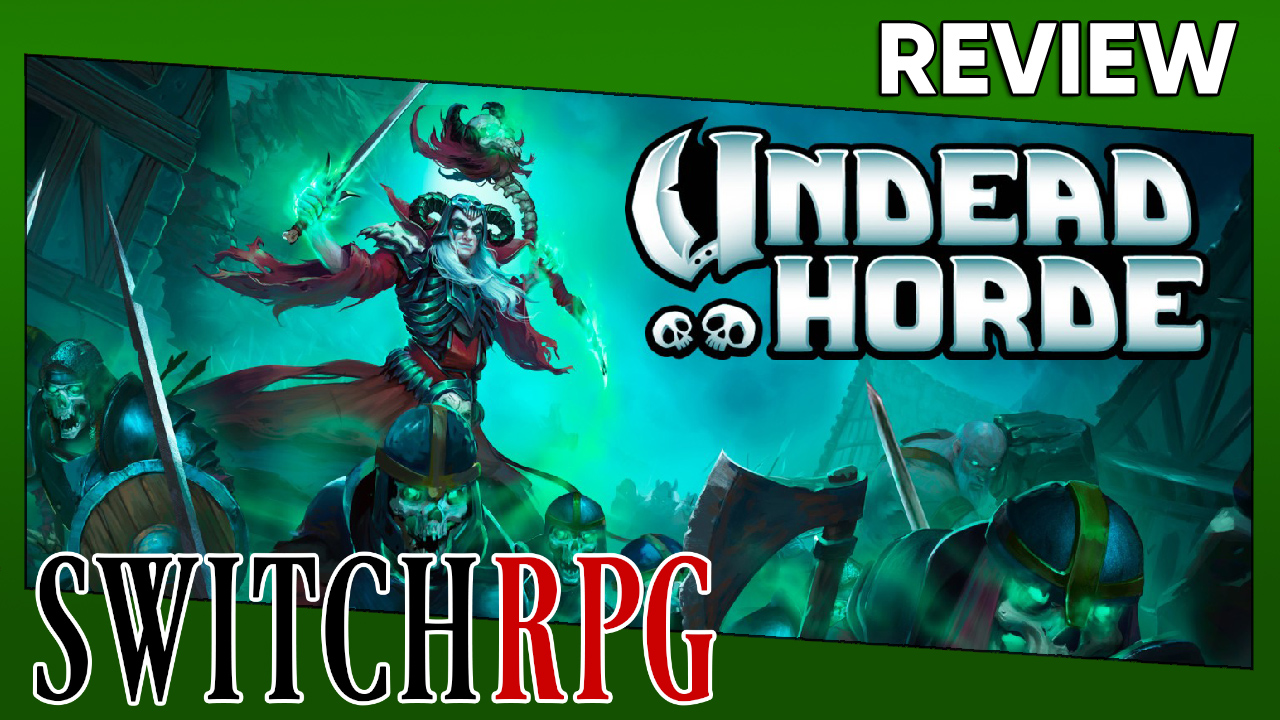 Undead Horde Review (Switch)