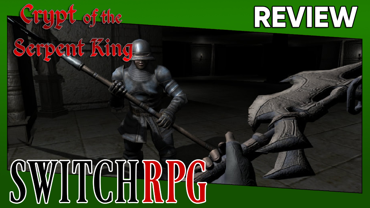 Crypt of the Serpent King Review (Switch)