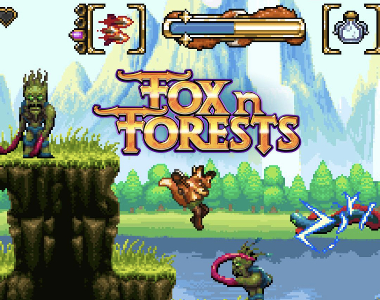Libra: Fox n Forests (Switch)