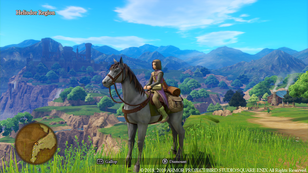 E3 Announcement: Dragon Quest XI S: Echoes of an Elusive Age releases this Fall