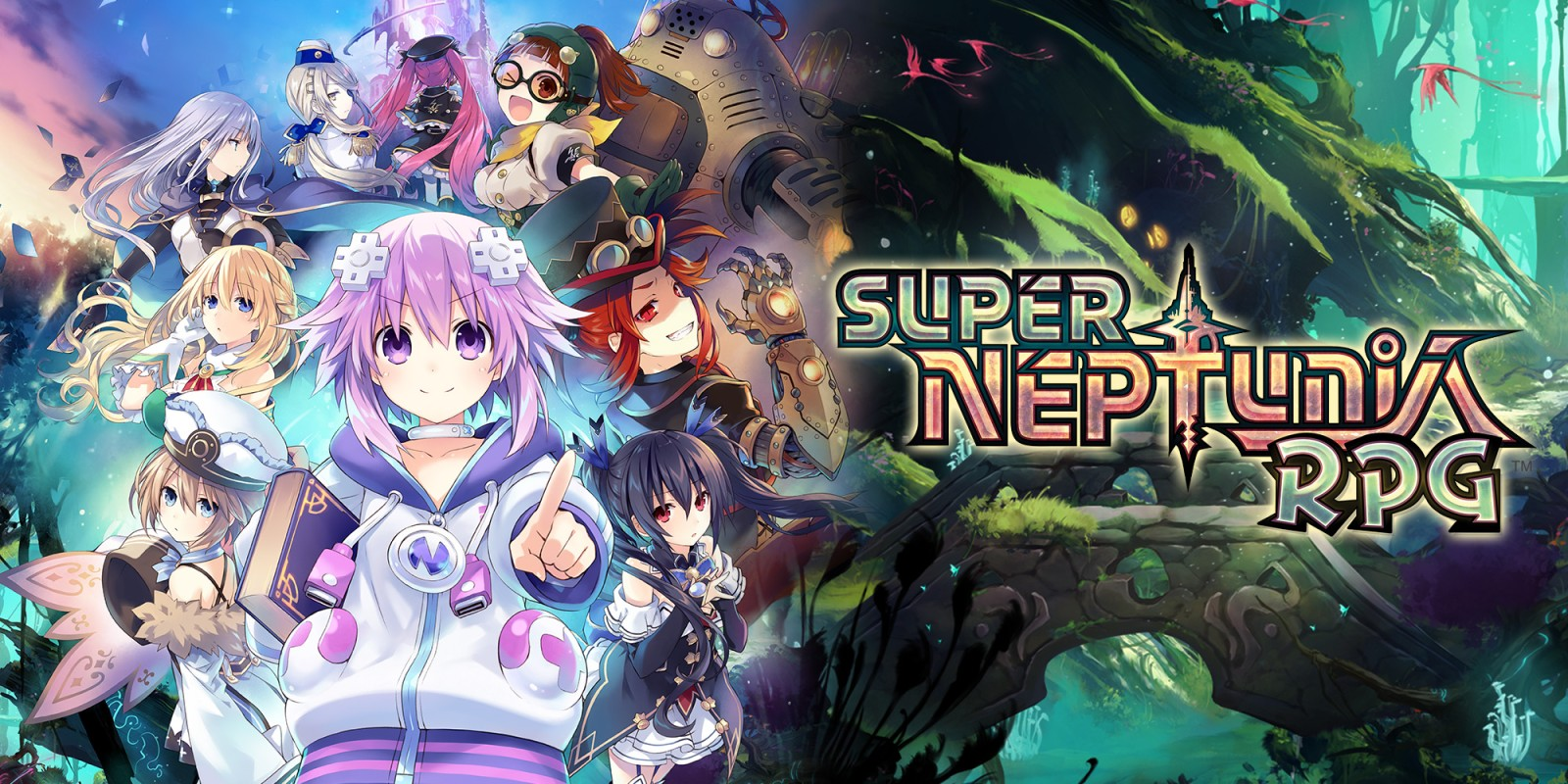 Super Neptunia RPG Review (Switch)