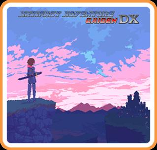Libra: Artifact Adventure Gaiden DX (Switch)