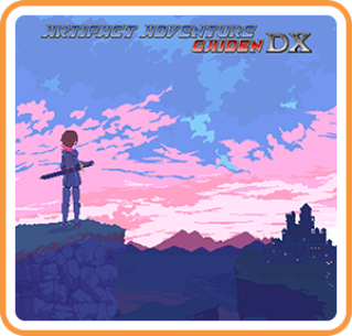 Saving Throw: Artifact Adventure Gaiden DX (Switch)