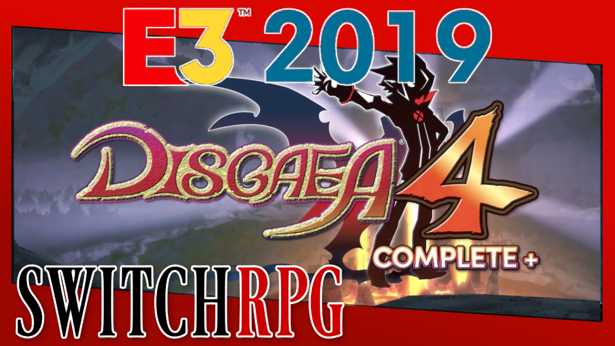 Disgaea 4 Complete+ Offscreen Gameplay (Switch)