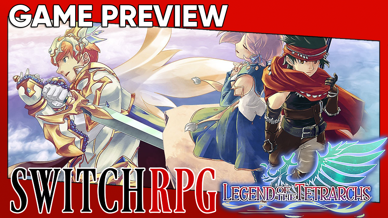 Legend of the Tetrarchs Preview (Switch)
