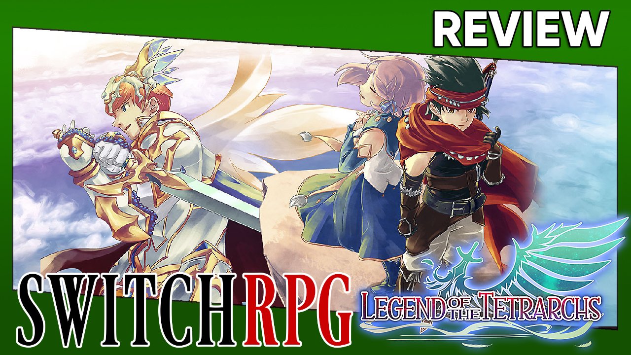 Legend of the Tetrarchs Review (Switch)