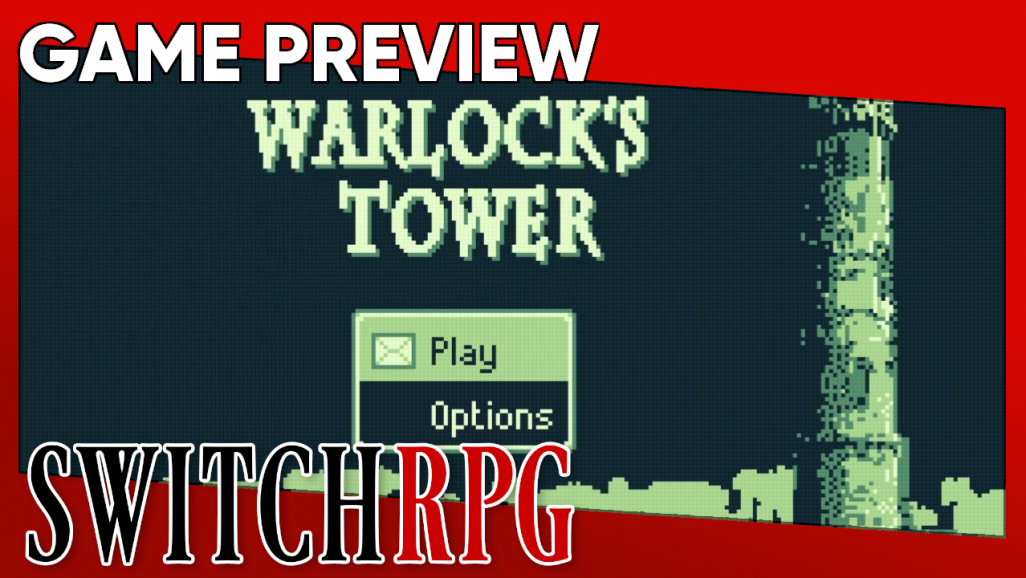 Warlock's Tower Preview (Switch)