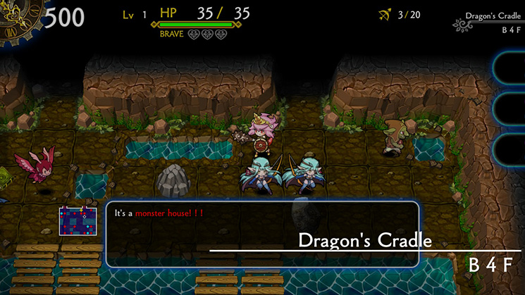 DragonFangZ - The Rose & Dungeon of Time Preview