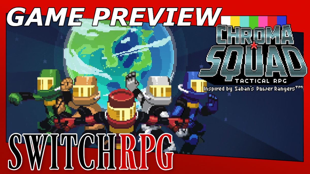 Chroma Squad Preview (Switch)