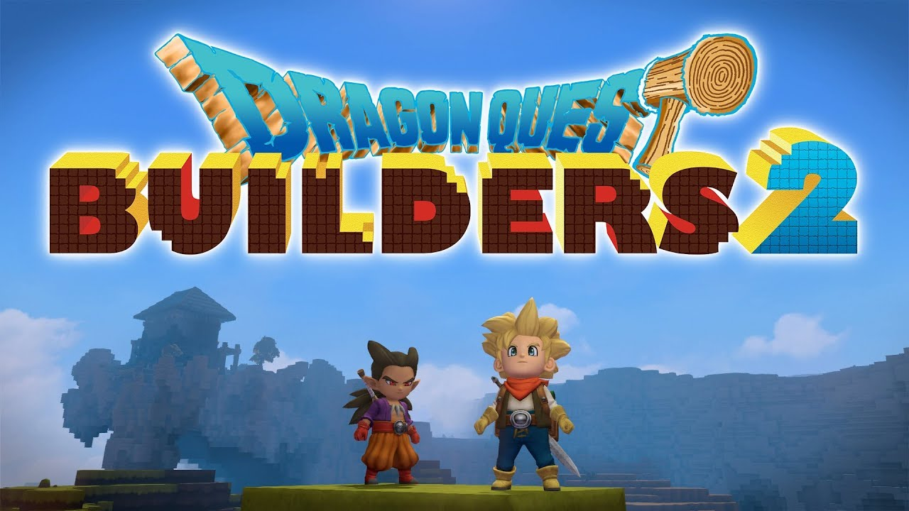 Libra: Dragon Quest Builders 2 (Switch)