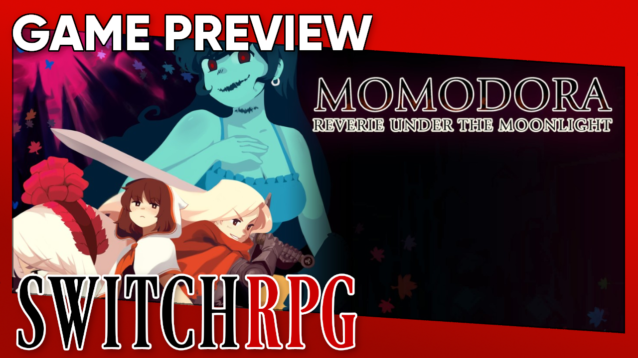 Momodora: Reverie Under the Moonlight Preview (Switch)