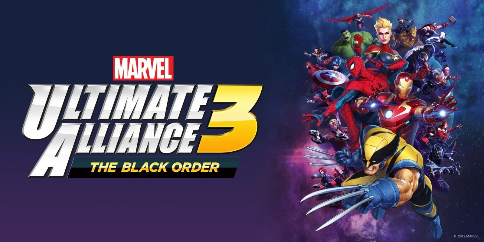 Libra: Marvel Ultimate Alliance 3: The Black Order (Switch)