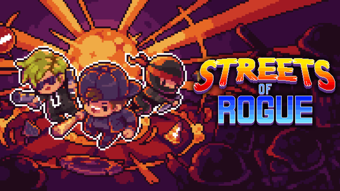 Streets of Rogue Review (Switch)