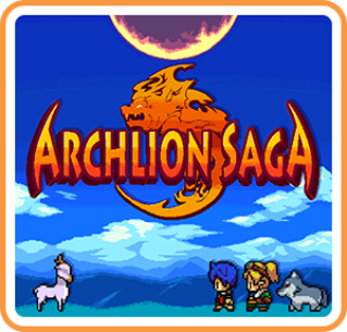 Archlion Saga Review (Switch)