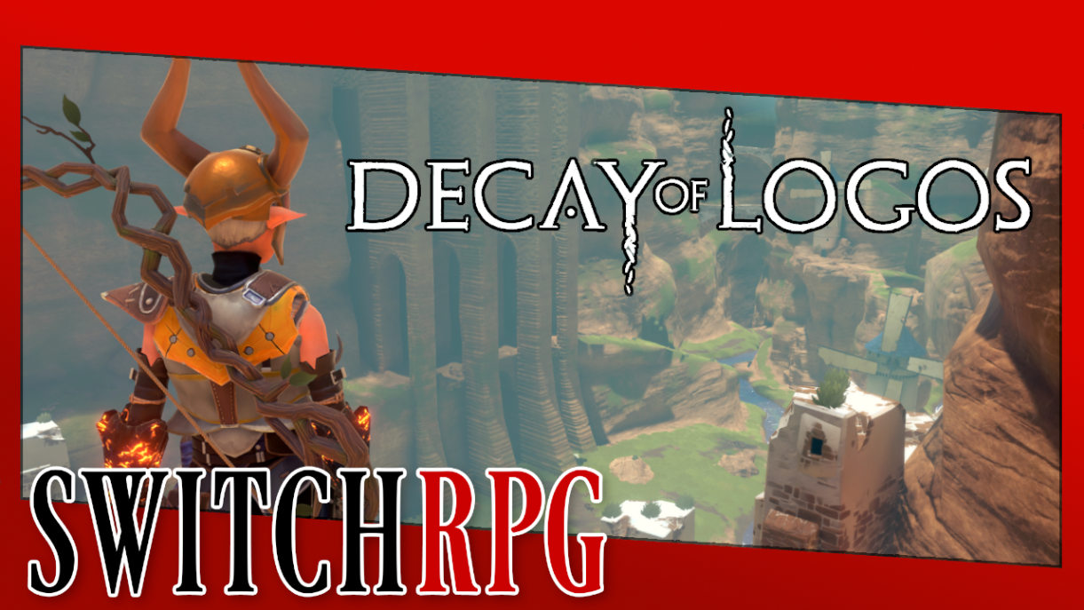 Let's Play Decay of Logos (Switch)
