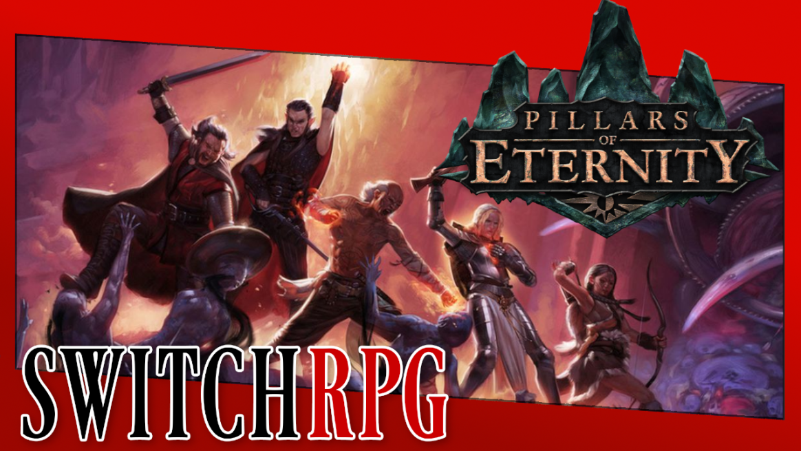 Libra: Pillars of Eternity: Complete Edition (Switch)