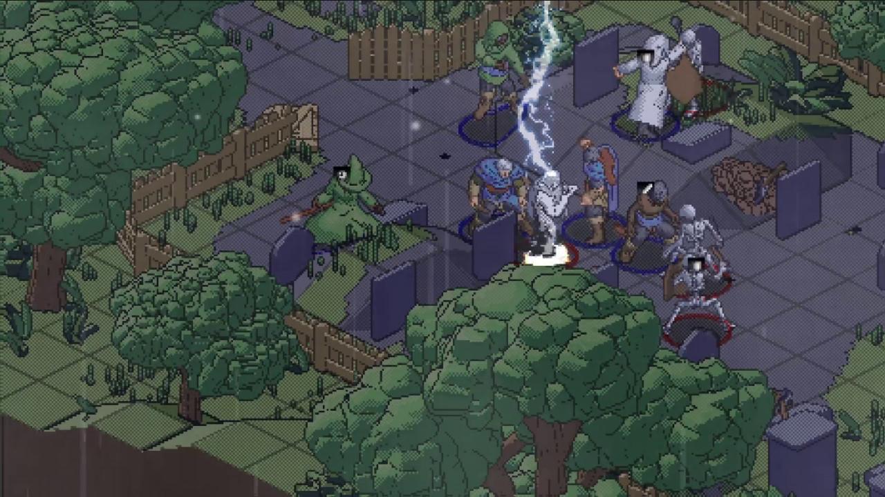 Libra: Tactics V: Obsidian Brigade (Switch) | Switch RPG