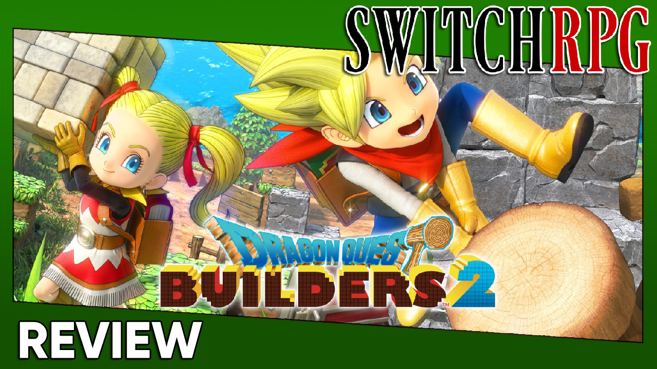 Dragon Quest Builders 2 Review (Switch)