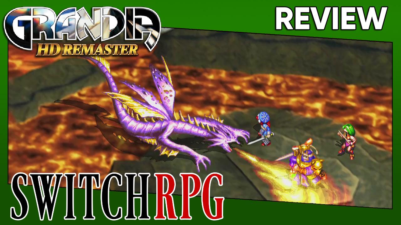 Grandia (Grandia HD Collection) Review (Switch)