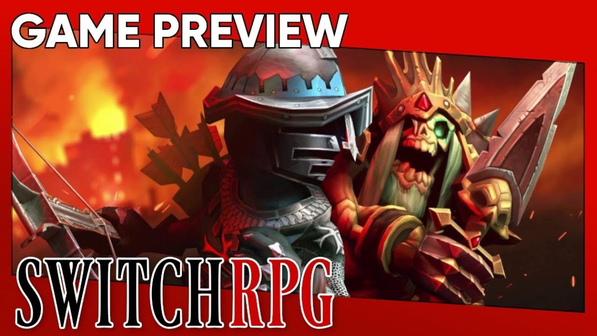 Grave Keeper Preview (Switch)