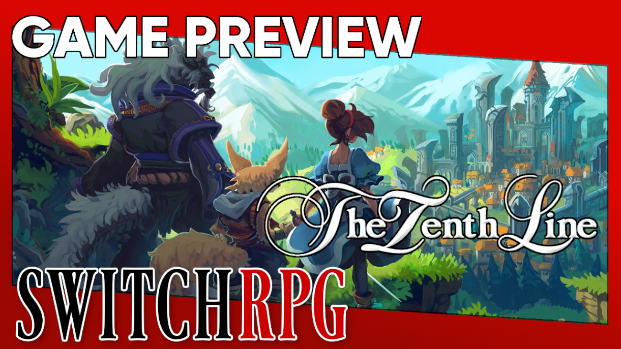 The Tenth Line Special Edition Preview (Switch)