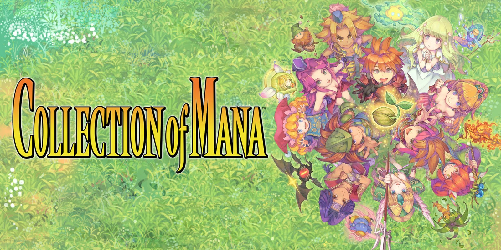 Secret of Mana (Collection of Mana) Review (Switch)
