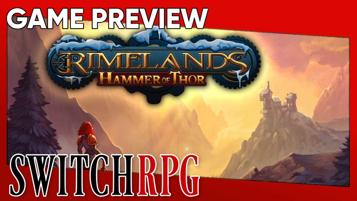 Rimelands: Hammer of Thor Preview (Switch)