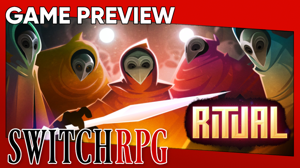 Ritual: Sorcerer Angel Preview (Switch)
