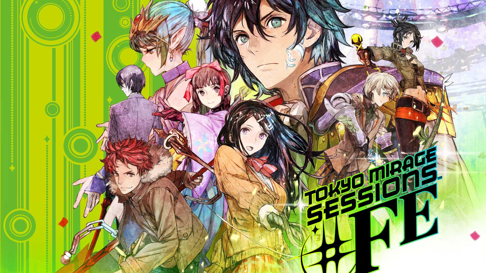 Tokyo Mirage Sessions #FE Deserves an Encore