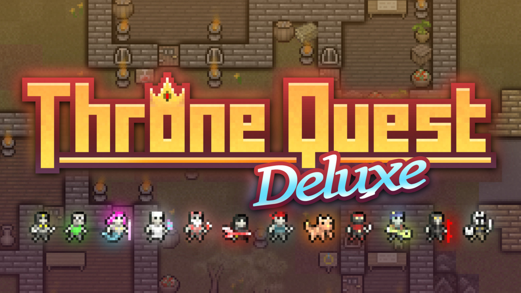 Throne Quest Deluxe Review (Switch)