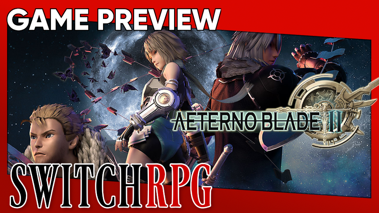 AeternoBlade II Preview (Switch)