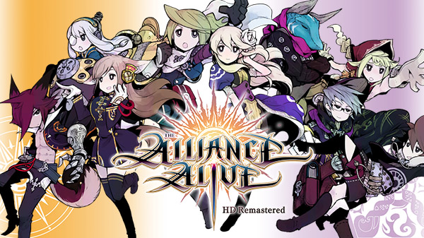 The Alliance Alive: HD Remastered Review (Switch)