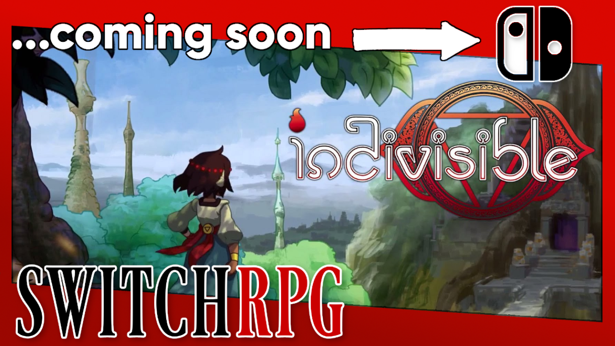 Coming to Switch: Indivisible - PC Footage