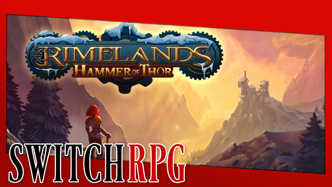Let's Play Rimelands: Hammer of Thor (Switch)