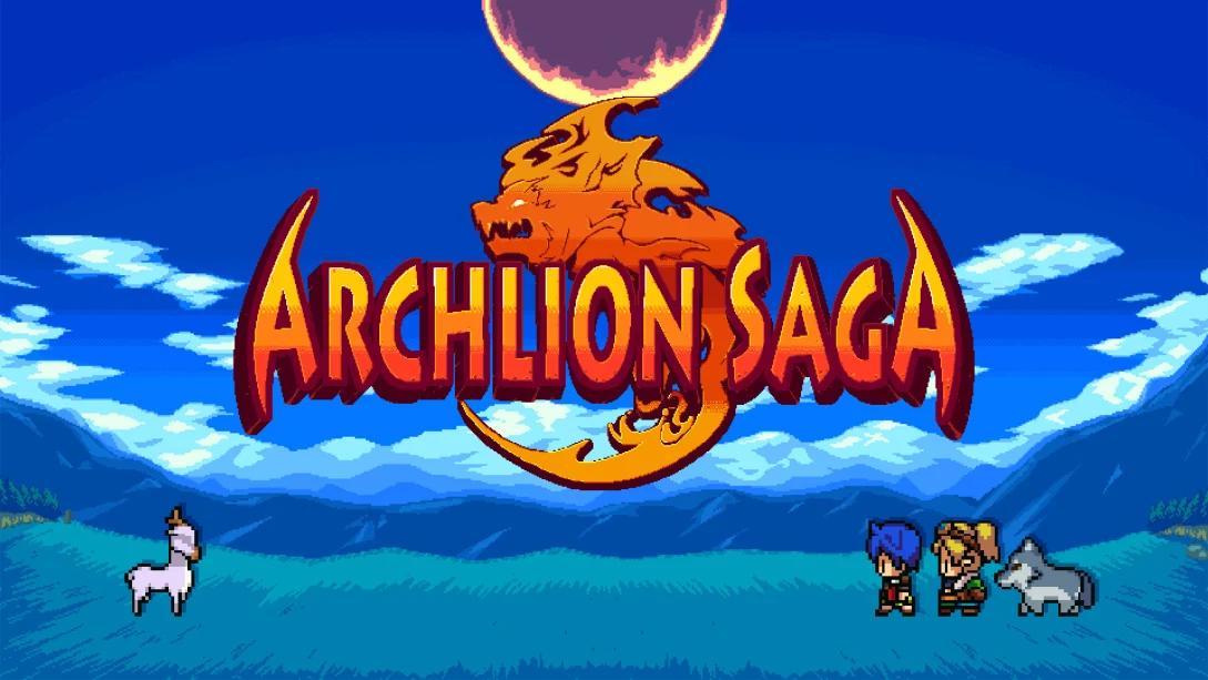 Archlion Saga Review (Switch)