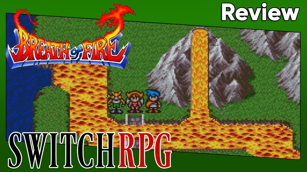 Breath of Fire Review (Switch)
