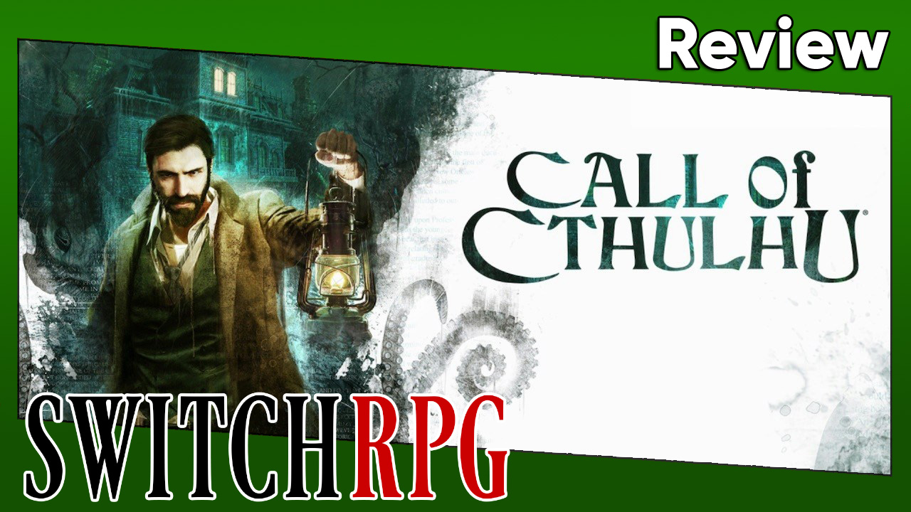 Call of Cthulhu Review (Switch)