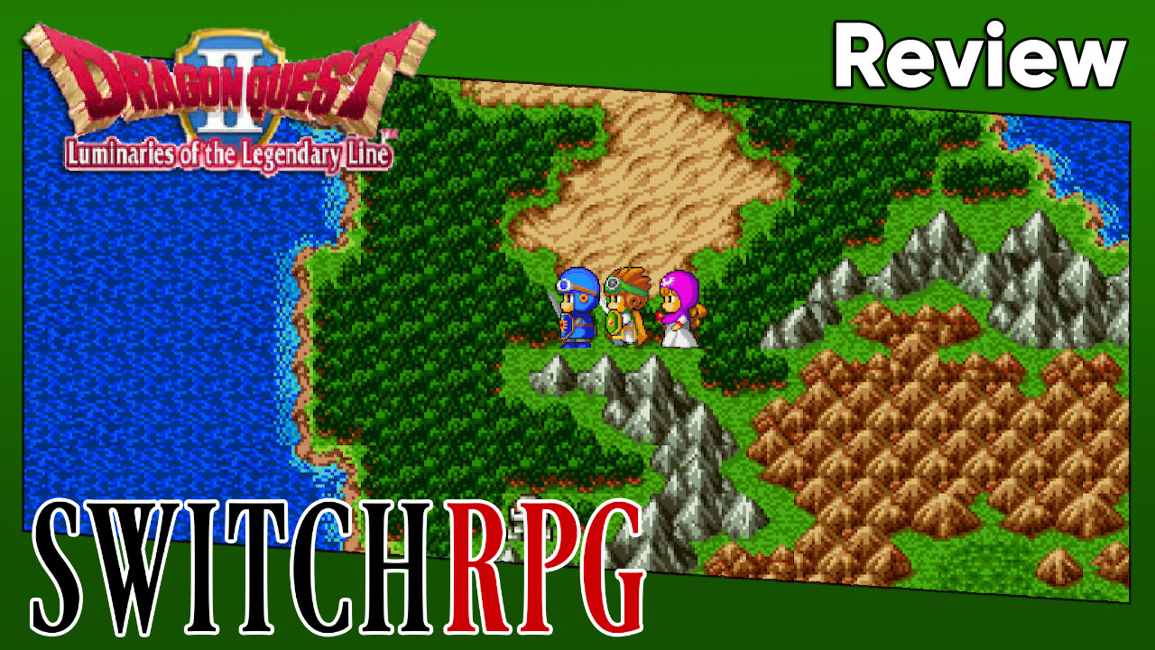 Dragon Quest II: Luminaries of the Legendary Line Review (Switch)