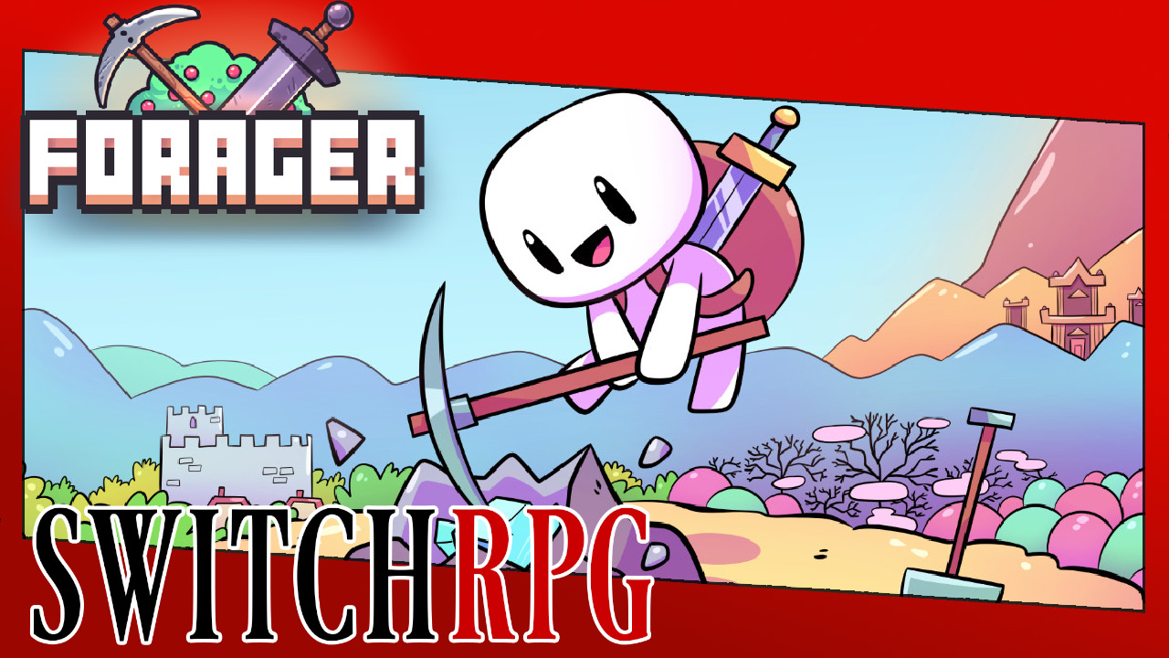Let's Play Forager (Switch)
