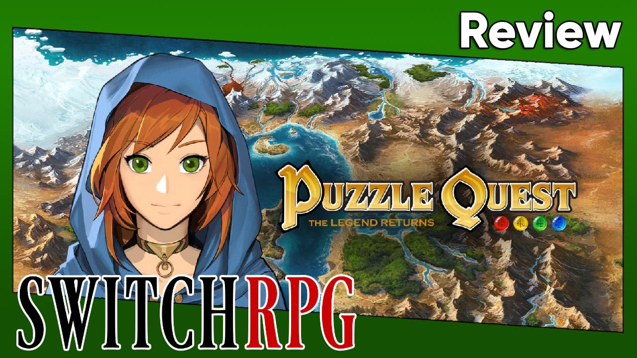 Puzzle Quest: The Legend Returns Review (Switch)