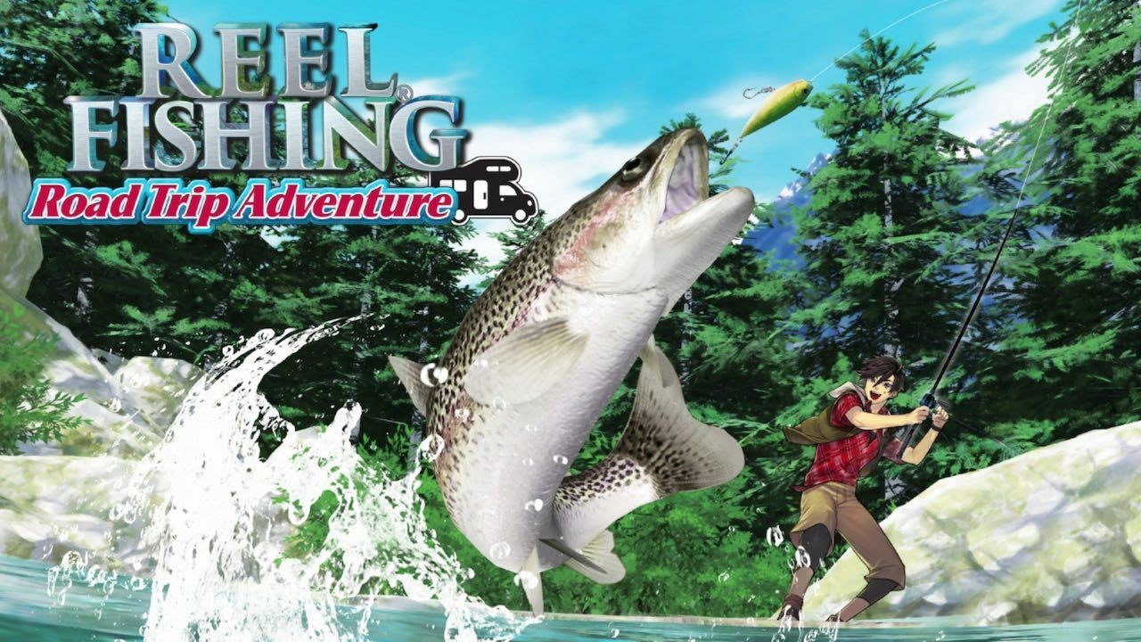 Reel Fishing: Road Trip Adventure Review (Switch)
