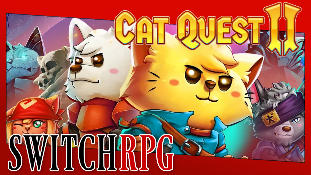 Let's Play Cat Quest II (Switch)