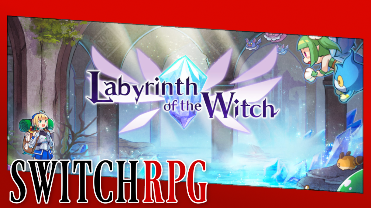 Let's Play Labyrinth of the Witch (Switch)