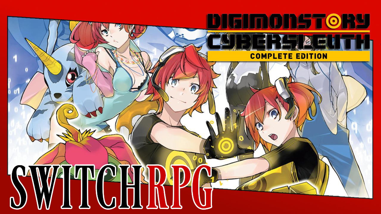 Let's Play Digimon Story Cyber Sleuth: Complete Edition