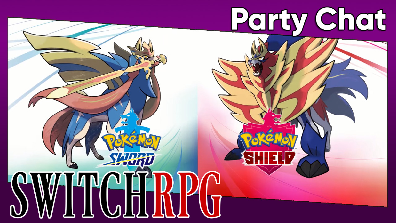 Party Chat: Pokemon Sword and Shield